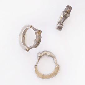 Venus-Ring, Silber