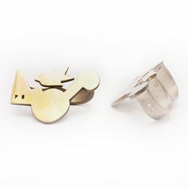 Doppel-Ringe, Motiv von Udo Kaller
